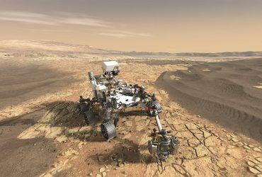 mars 2020 rover Perseverance